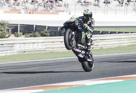 """Valentino Rossi: """"Cuando me fui de Honda a Yamaha, pensaron que estaba loco"""""""
