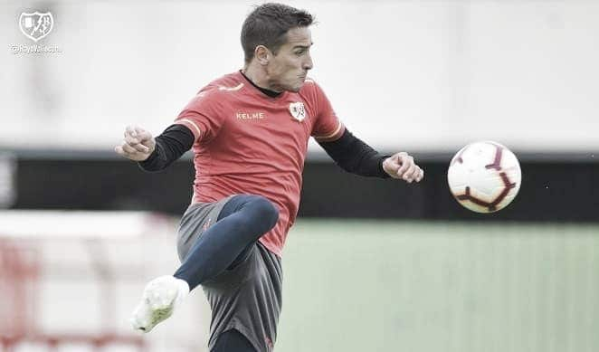 Última sesión y lista de convocados para el Rayo - Huesca