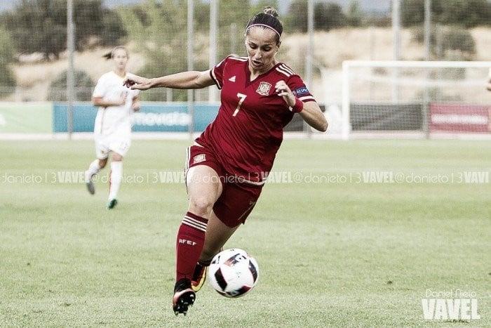 """Marta Corredera: """"Estoy bien de la lesión y con muchas ganas de aportar"""""""