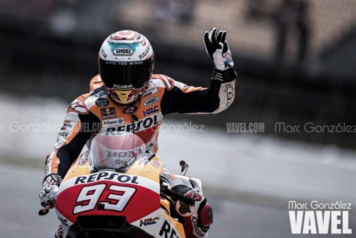 Moto Gp, in Catalogna Lorenzo batte Marquez. Rossi terzo