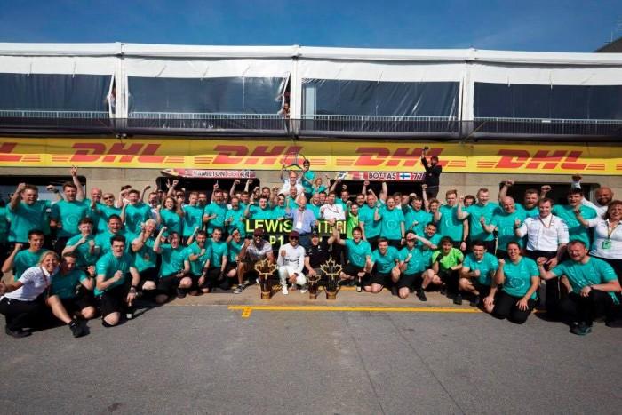 """F1 - Hamilton: """"Ho corso come volevo io"""""""