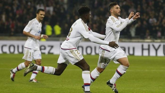Ligue 1: il Lione dilaga, pari per Monaco e Nizza