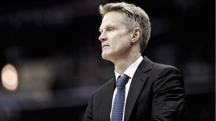 NBA Playoffs: schiarita in vista, gli Warriors riabbracciano coach Kerr?