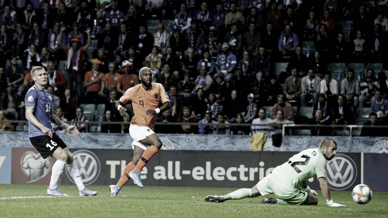 Gols e melhores momentos de Países Baixos x Estônia pelas Eliminatórias da Euro 2020 (5-0)