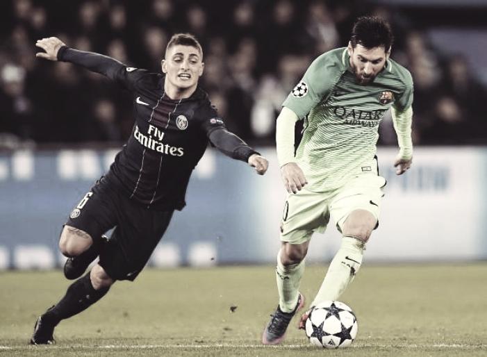 Verratti vuole solo il Barcellona