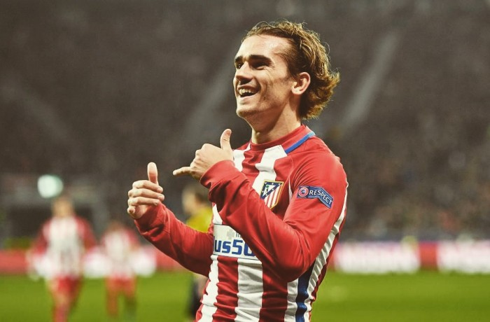 Rinnovo Griezmann, il francese rimane all'Atletico Madrid