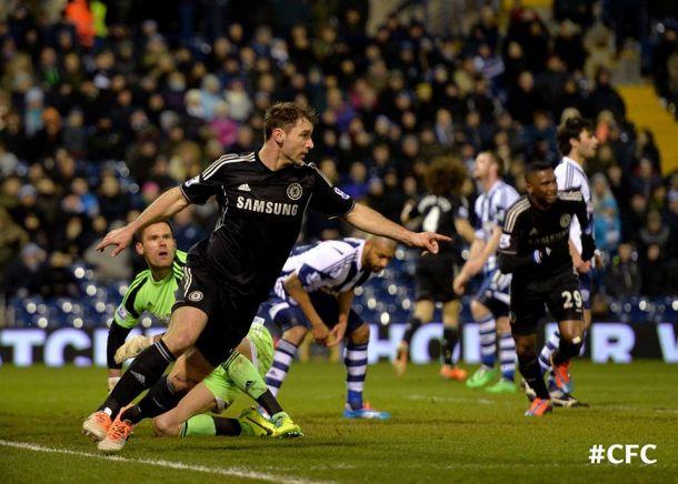 Em duelo de opostos, Chelsea só empata com West Brom