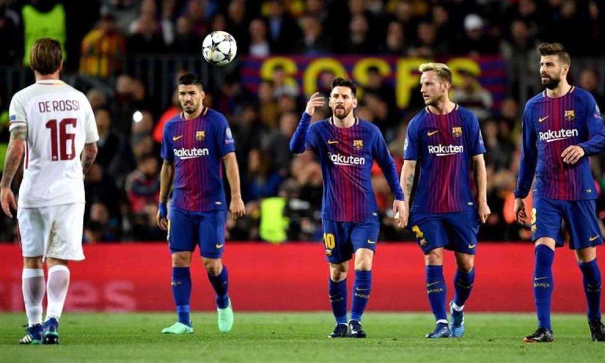 برشلونة في الاولمبيكو لتأكيد التأهل