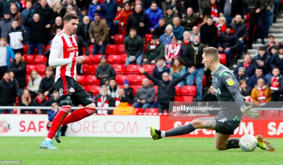 Sunderland 2-2 Gillingham: Mandron double denies Sunderland a much needed win