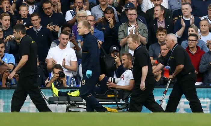 Tottenham, che tegola: Kane out per due mesi