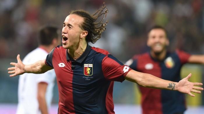 Partita Crotone - Genoa in 2° giornata Serie A 2016/17 1-3 Tris del Genoa, Pavoletti!