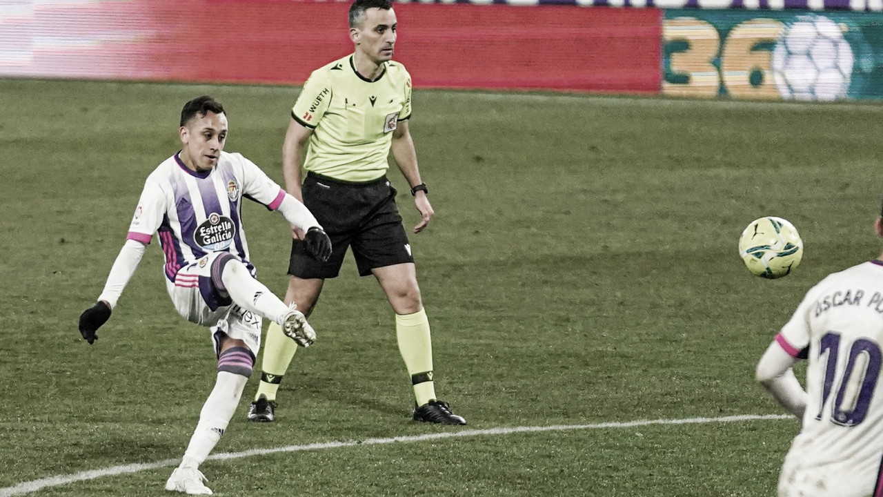 Jaime Latre dirigirá el FC Barcelona – Real Valladolid