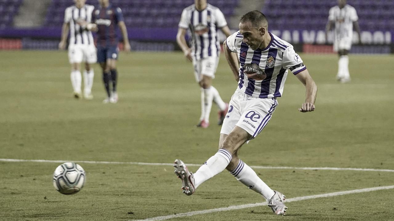 Análisis de los laterales del Real Valladolid