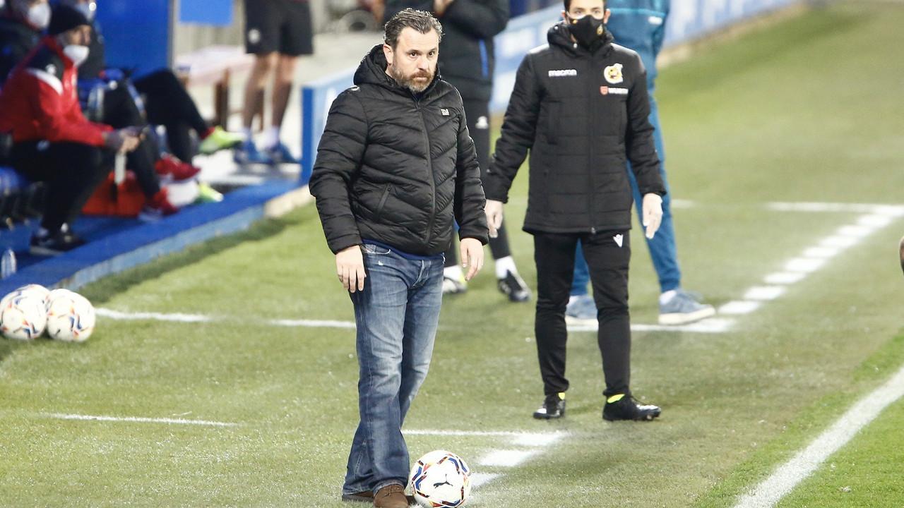"""Sergio González: """"Queremoshablar con los futbolistas para ver si confían en nosotros y quieren que sigamos"""""""