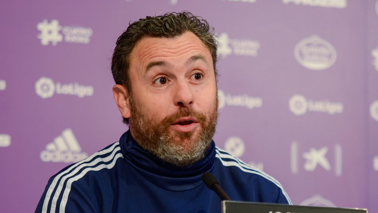"""Sergio: """"Esta Liga es muy difícil y hay que dar valor a cada victoria"""""""