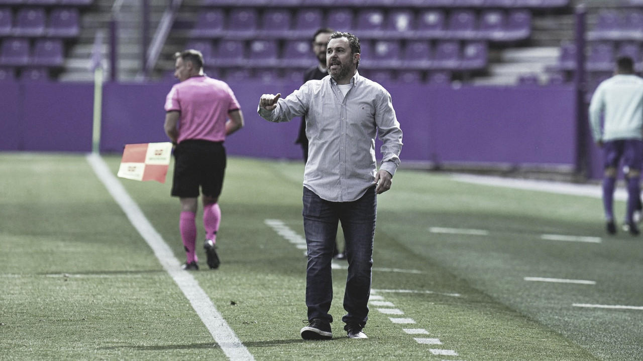 """Sergio González: """"Tenemos muchas cosas que decir en este tramo final"""""""