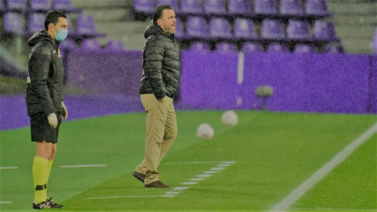 """Sergio González: """"Lo importante era ganar, los futbolistas lo merecían"""""""