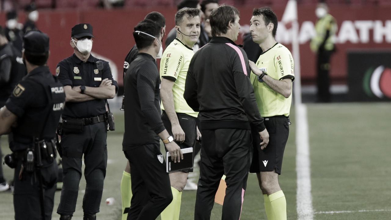 El Real Valladolid no ha ganado con DeBurgos Bengoetxea en LaLiga Santander
