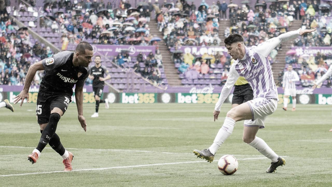 Previa Real Valladolid-Sevilla CF: tres puntos que dan oxígeno