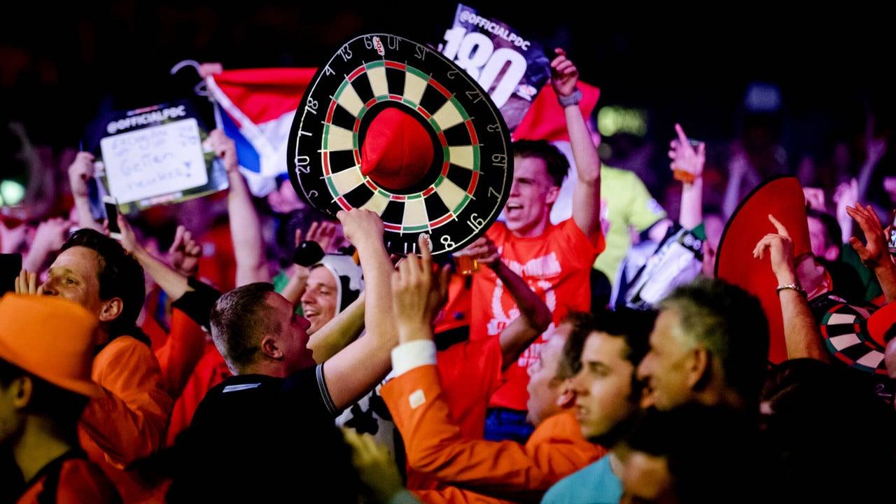 Darts: Match Fixers Target Dutch Darts Players