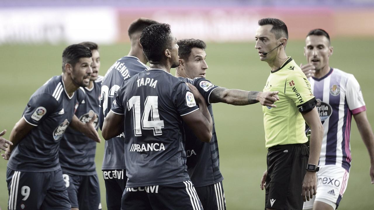 Sánchez Martínez dirigirá el importante encuentro entre el Elche y Valladolid