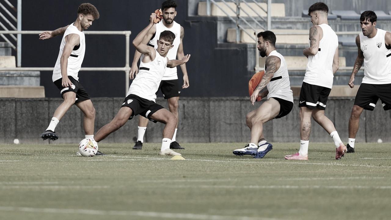 Cuarentena para varios jugadores del Málaga CF