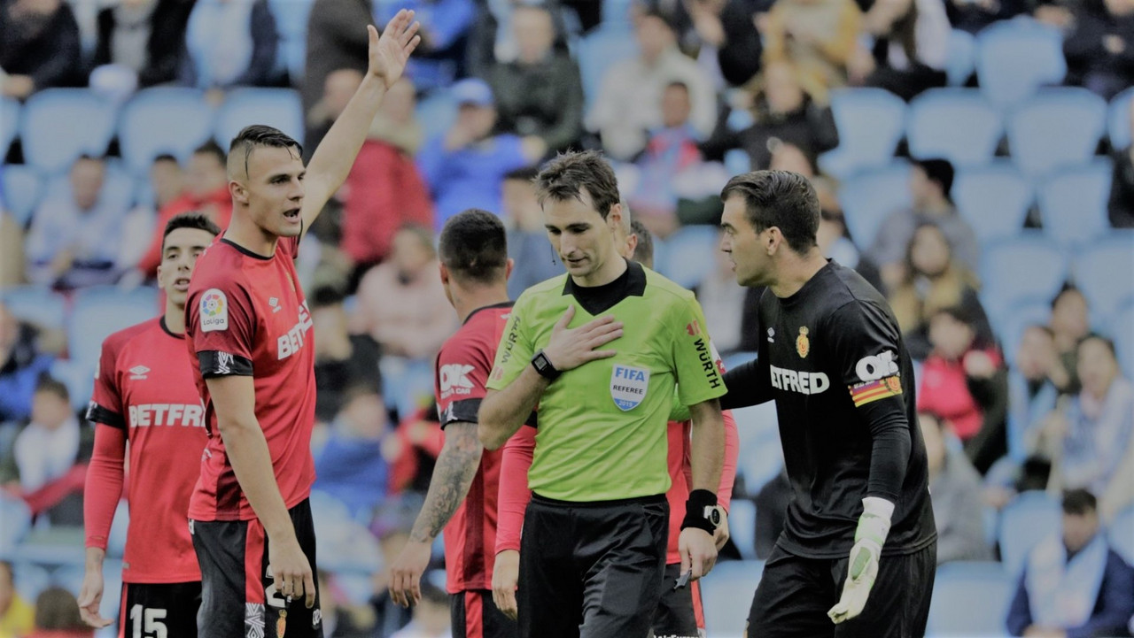 De Burgos Bengoetxeadirigirá el partido frente al Real Madrid