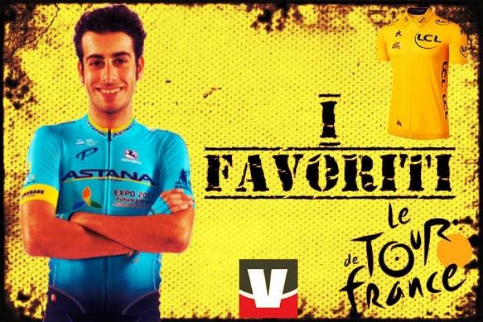 Tour de France 2017, i favoriti: Fabio Aru
