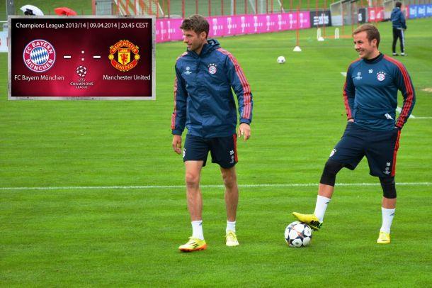 Bayern Munich - Manchester United, le Bayern à portée de main ?