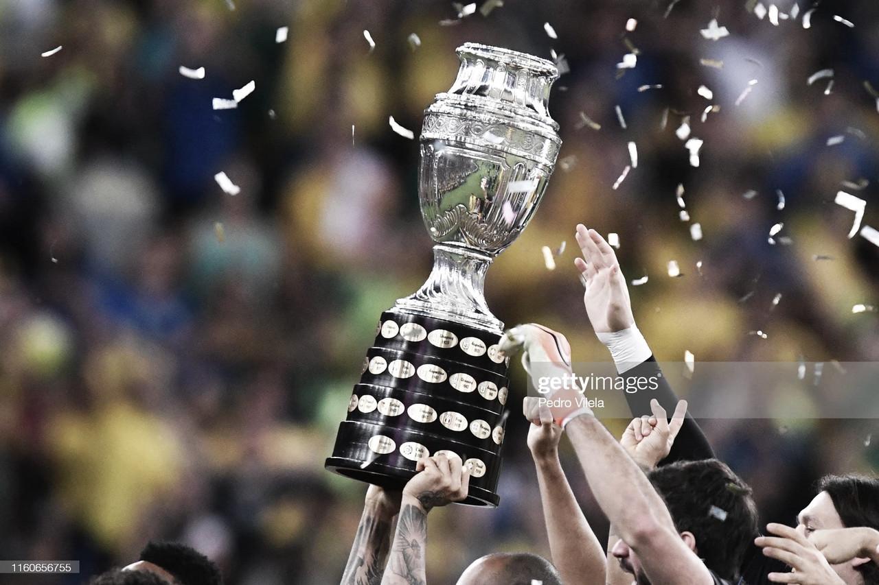 La Copa vuelve a suelo brasileño