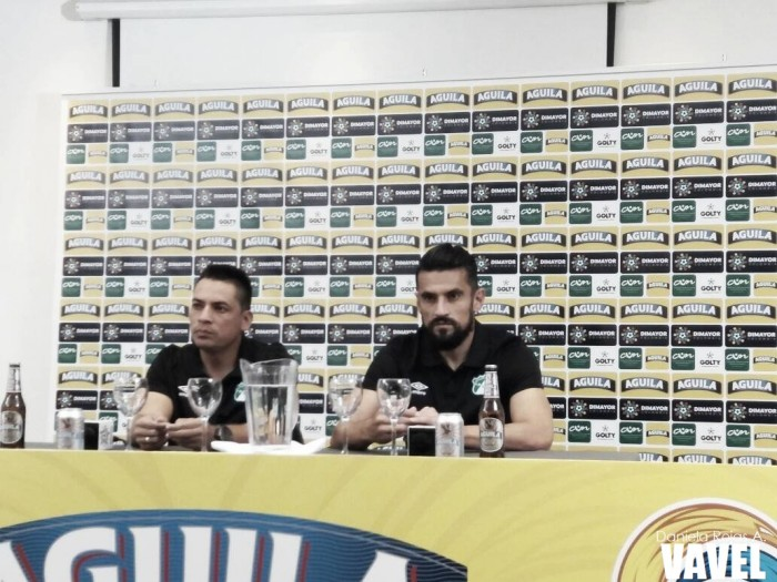 """Andrés Pérez: """"En este equipo tenemos más experiencia"""""""