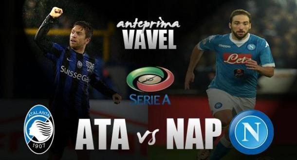 Atalanta - Napoli, gli azzurri vogliono tornare a vincere