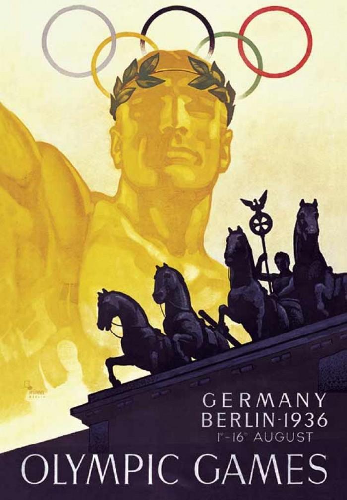 Berlín 1936: el comienzo del horror