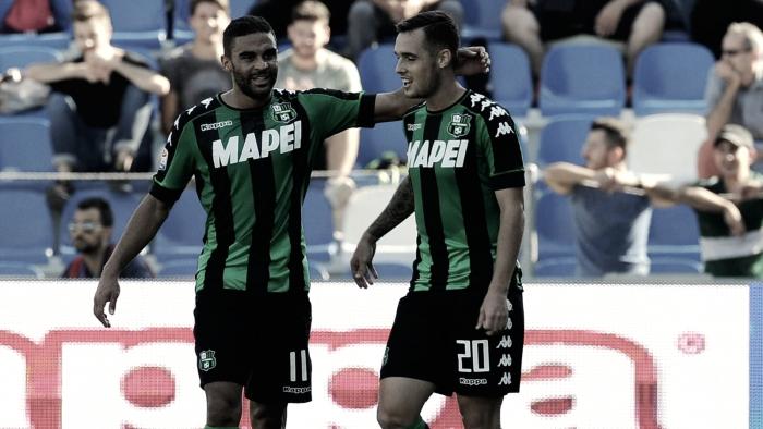 """Serie A: Di Francesco pensa ad un Sassuolo """"camaleontico"""" contro il Cagliari"""