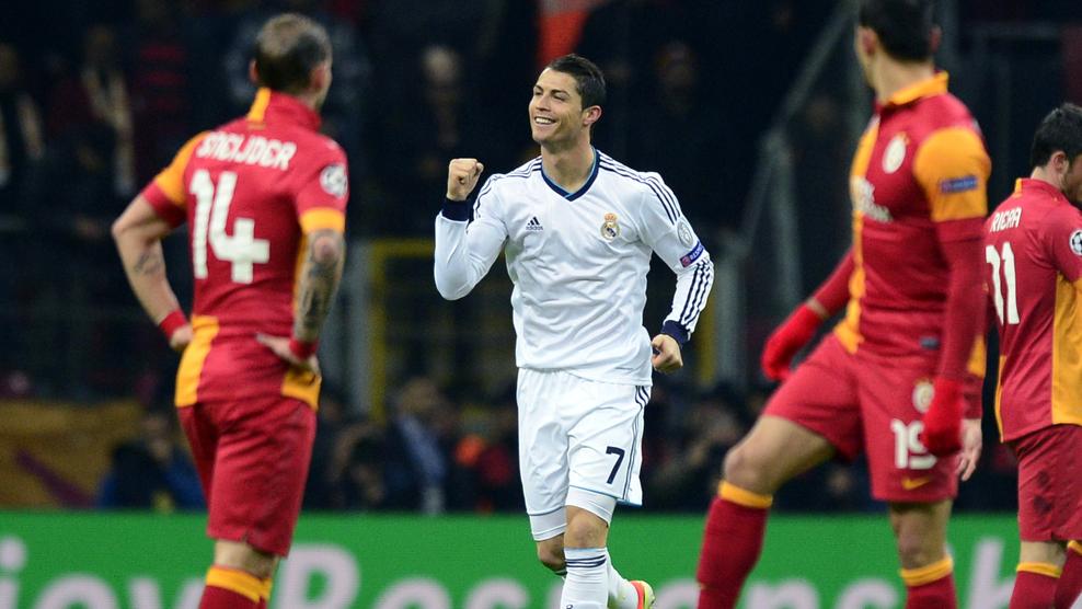 Galatasaray surpreende, mas Real Madrid se garante na semifinal