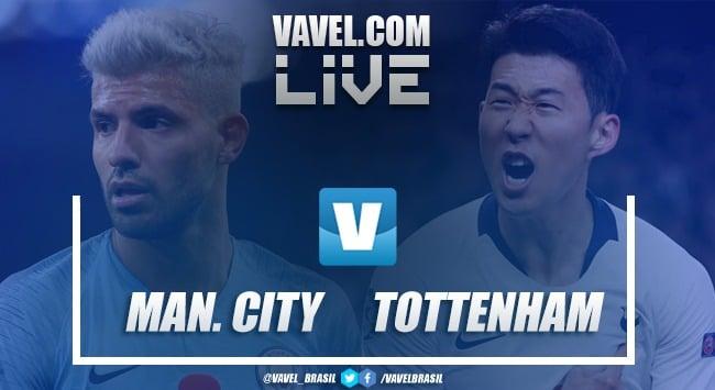 Resultado e gols de Manchester City x Tottenham pela Champions (4-3)