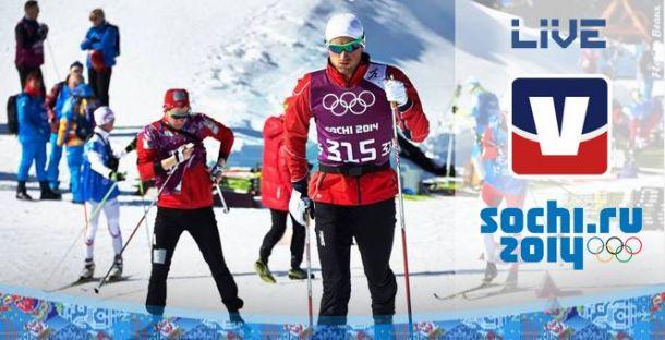 Live Sotchi 2014 : le 50km hommes du ski de fond en direct