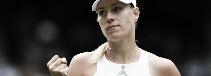 Kerber e Pliskova estreiam com vitórias confortáveis em Wimbledon