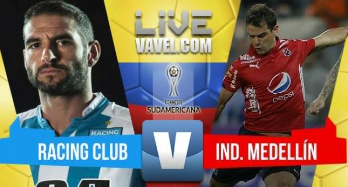 Resumen Racing vs Medellín por Copa Sudamericana 2017(3-1)