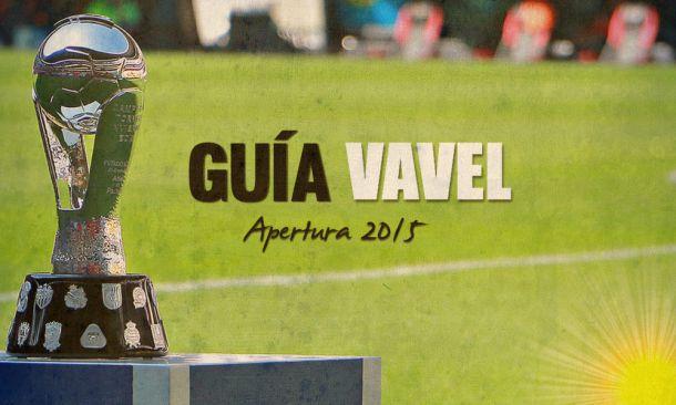 Guía VAVEL del Torneo Apertura 2015 de la Liga Bancomer MX