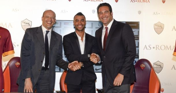La Roma ficha a Ashley Cole