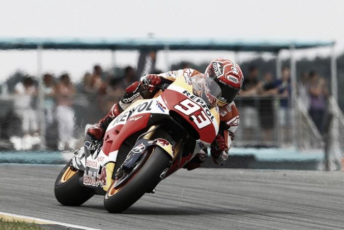 Vuelta al 2015. GP de Alemania: el regreso de Márquez