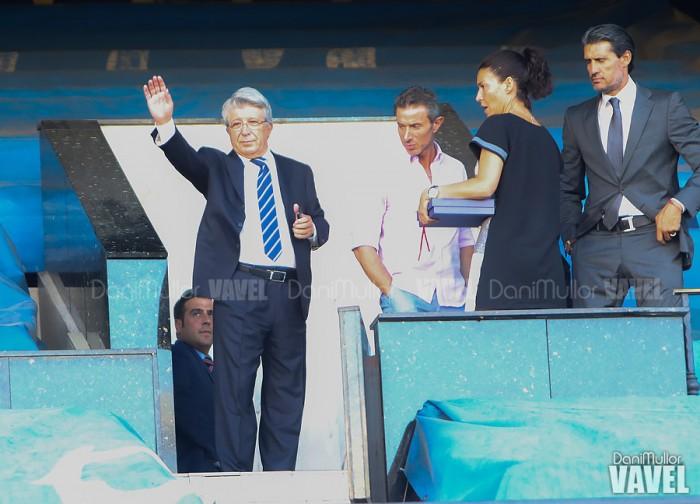 La FIFA sanciona al Atlético sin fichar durante un año