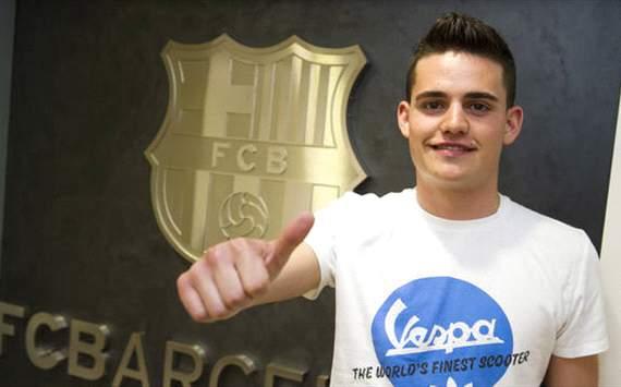 Joan Ángel Román deja el City para fichar por el filial del Barça