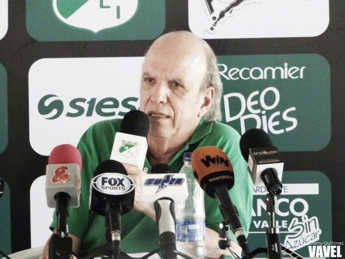 """Álvaro Martínez: """"El tema Banguero se está enredando"""""""