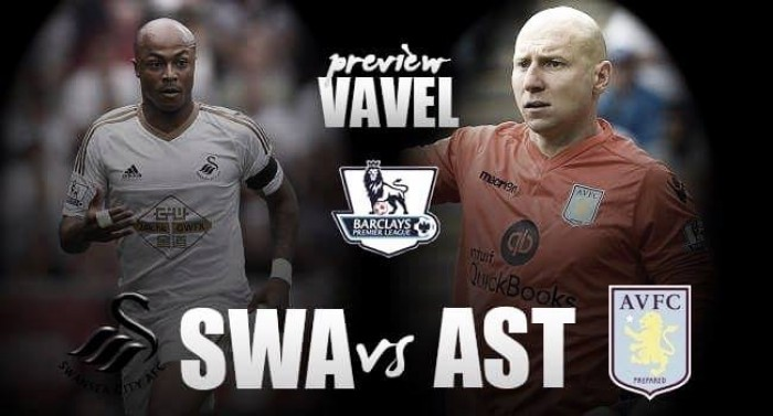 Swansea City - Aston Villa Preview: Swans looking to secure safety