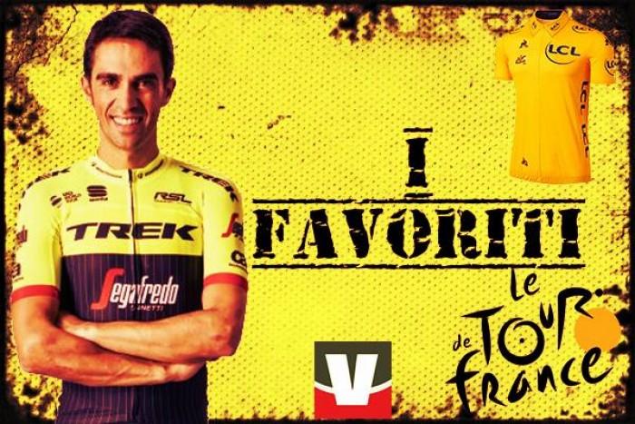 Tour de France 2017, i favoriti: Alberto Contador