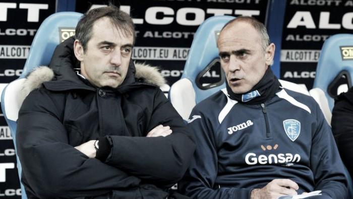 Empoli-Sampdoria 0-1: le voci degli allenatori