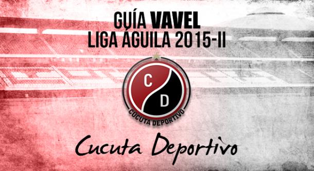 Guía VAVEL Liga Águila 2015-II: Cúcuta Deportivo