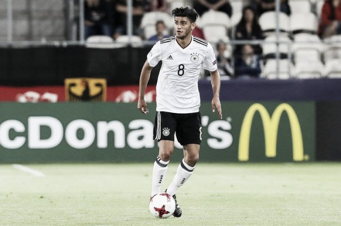"""Dahoud: """"Somos los que mejor fútbol desplegamos"""""""